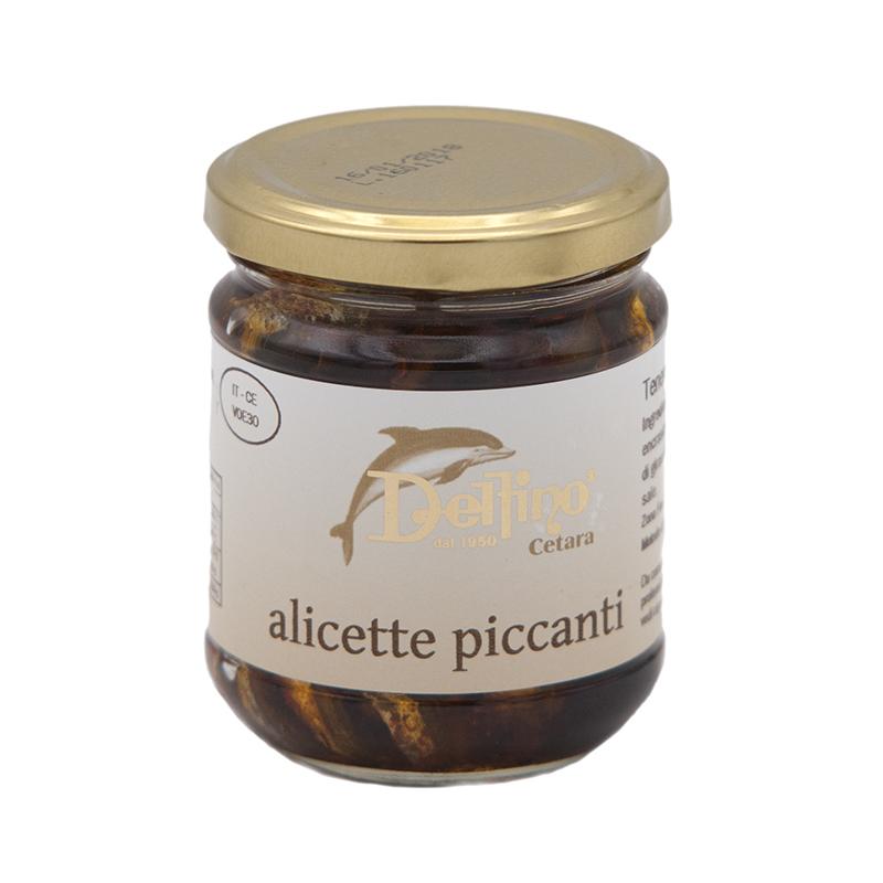 Alicettte Piccanti Cetara Delfino Gusto Sele