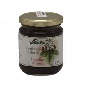 Confettura extra di Fragoline di bosco Valitutto Gusto Sele