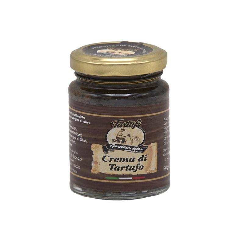 Crema di tartufo Gugliucciello Gusto Sele