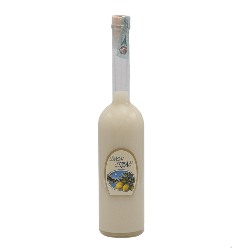 Lemon Cream Carlo mansi Gusto Sele
