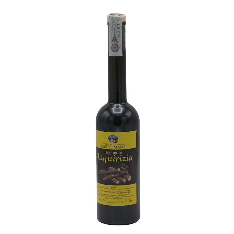 Liquore di Liquirizia Carlo Mansi Gusto Sele