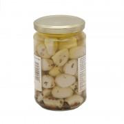 aglio marinato dietro gusto sele