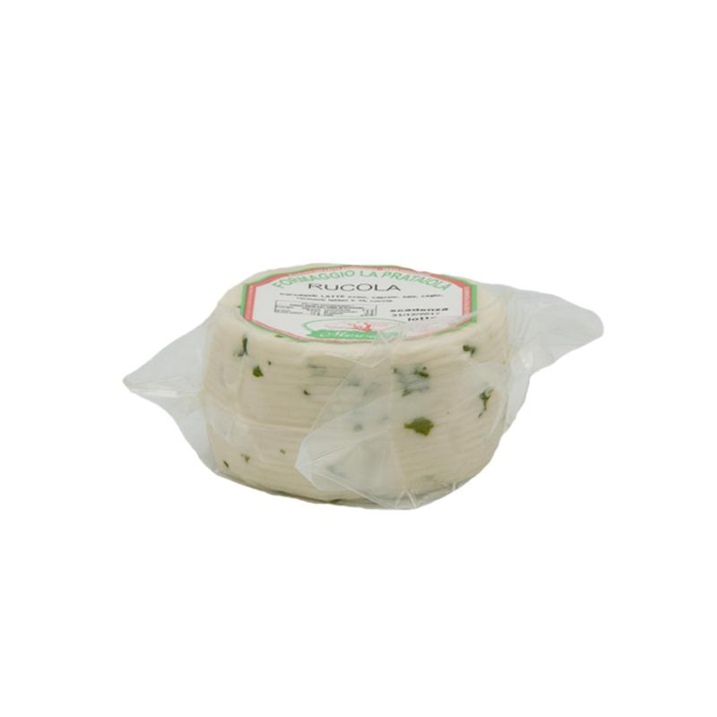 formaggio fresco di pecora con rucola Gusto Sele top