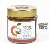 confettura extra di pesche 130% Cira Salimbene Gusto Sele