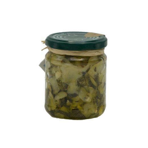 Zucchine sott'olio Valitutto Gusto Sele